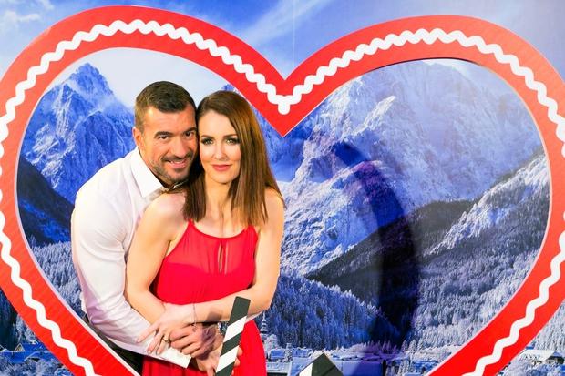 Lili Žagar in Marko Potrč veljata za enega najbolj ljubečih televizijskih parov pri nas, kar se vidi tudi na mnogih …