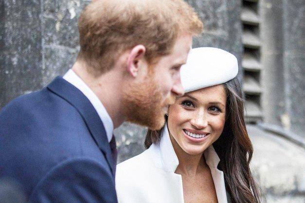 Razkrivamo vzdevek, ki ga Meghan Markle uporablja za princa Harryja! (foto: Profimedia)