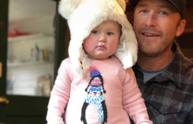 Ganljive besede Bodeja Millerja ob smrti 19-mesečne hčerkice (foto: Instagram.com/bodemiller)