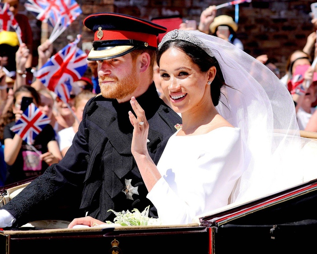 Princ Harry in Meghan Markle sta te dni praznovala 3. obletnico poroke, kraljeva družina pa je na ta sila pomemben …