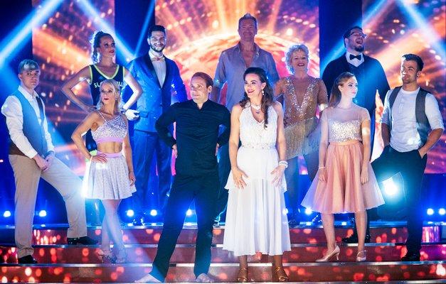 FOTO: Plesalci šova Zvezde plešejo so se lotili novega projekta in videti so čudovito! (foto: POP TV)