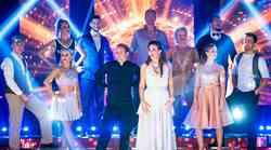 FOTO: Plesalci šova Zvezde plešejo so se lotili novega projekta in videti so čudovito!