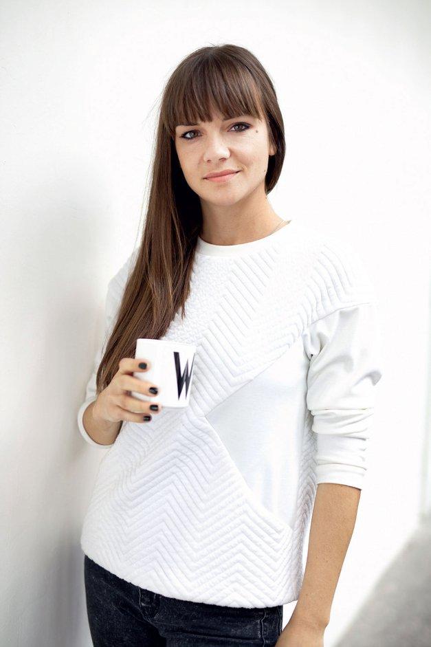 Ta punca (Slovenka!) je zaslovela z izdelovanjem sanjskih T-majic (foto: Osebni arhiv)