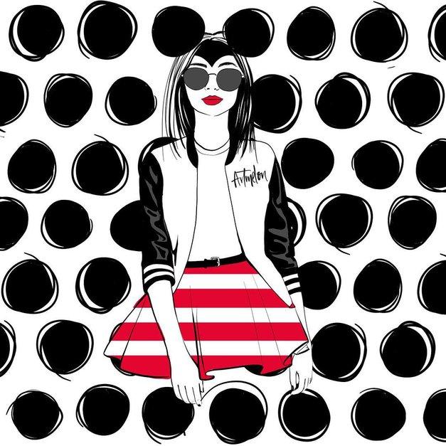 To so najbolj zaželeni slovenski ilustratorji ta hip! (foto: Instagram.com/@a.r.t.m.e.l.o.n)