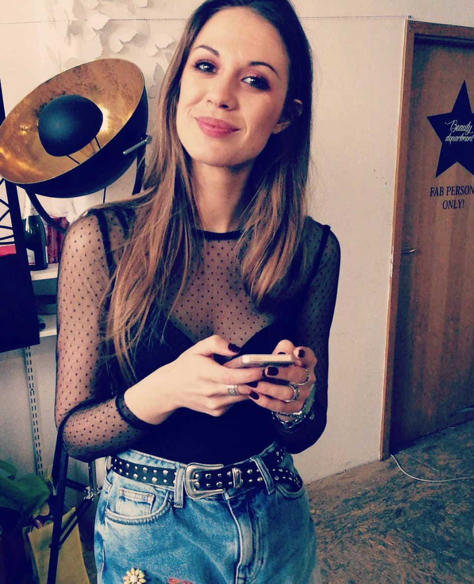 Poglej, kako krasne kopalke si je letos izbrala Tara Zupančič! (foto: Instagram.com/verishana)