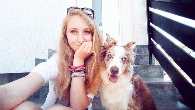 Anja Troha: Spoznaj Slovenko, ki ima sanjsko službo! (foto: Instagram.com/anjatroha)