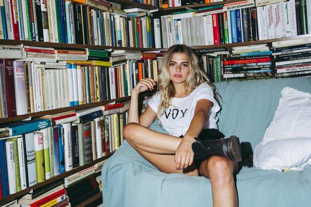 Odkrili smo čudovita oblačila za prosti čas, ki jih izdeluje slovenska oblikovalka Neja Marčič (foto: Hannes Mautner)