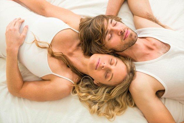 Razkrivamo: TO se dogaja s tvojim telesom, če spiš ob ljubljeni osebi (foto: Profimedia)