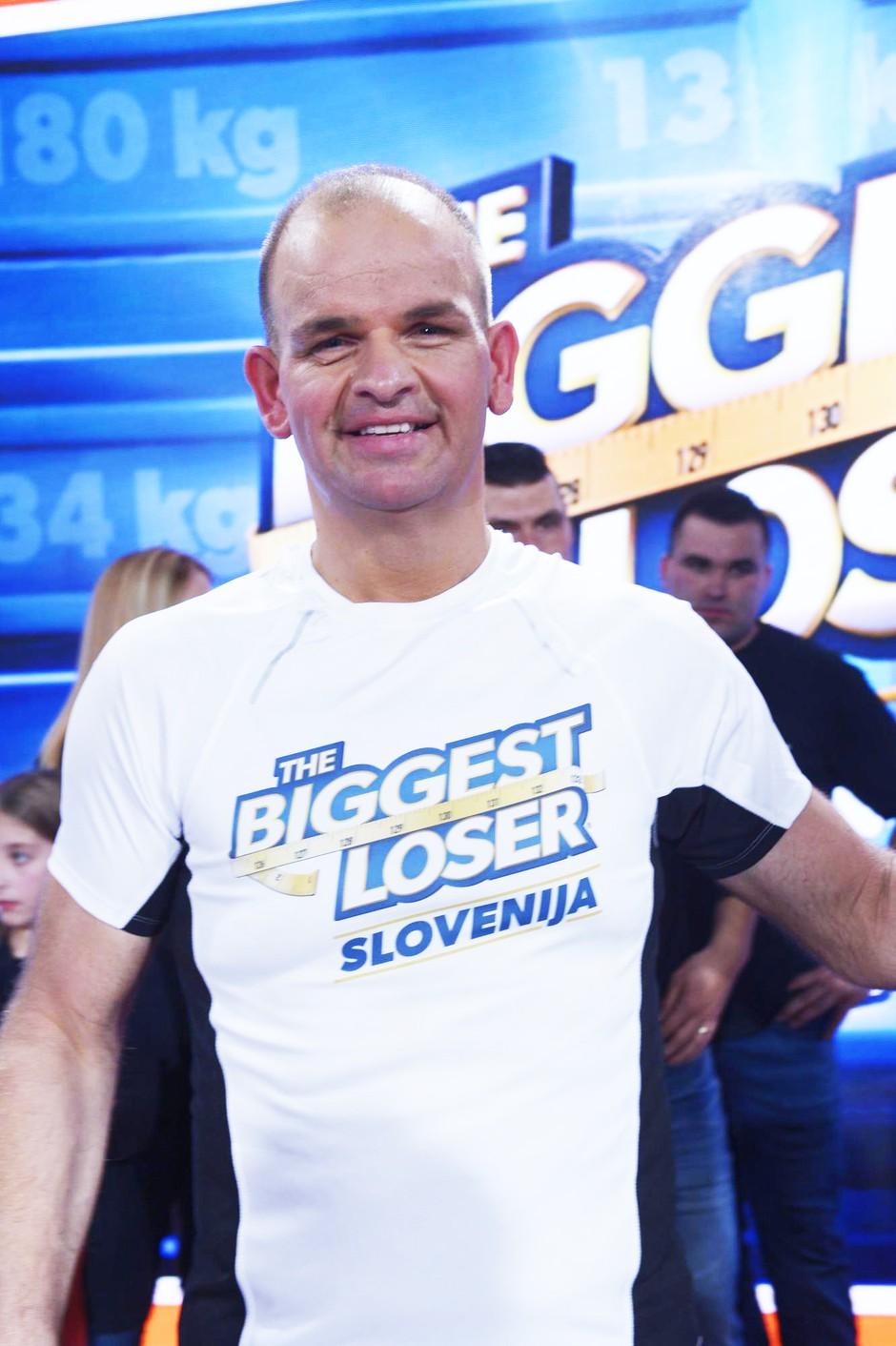 Se še spomniš zmagovalca The Biggest loser Bojana Papeža? Doletela ga je velika tragedija 😔 (foto: Primož Predalič)