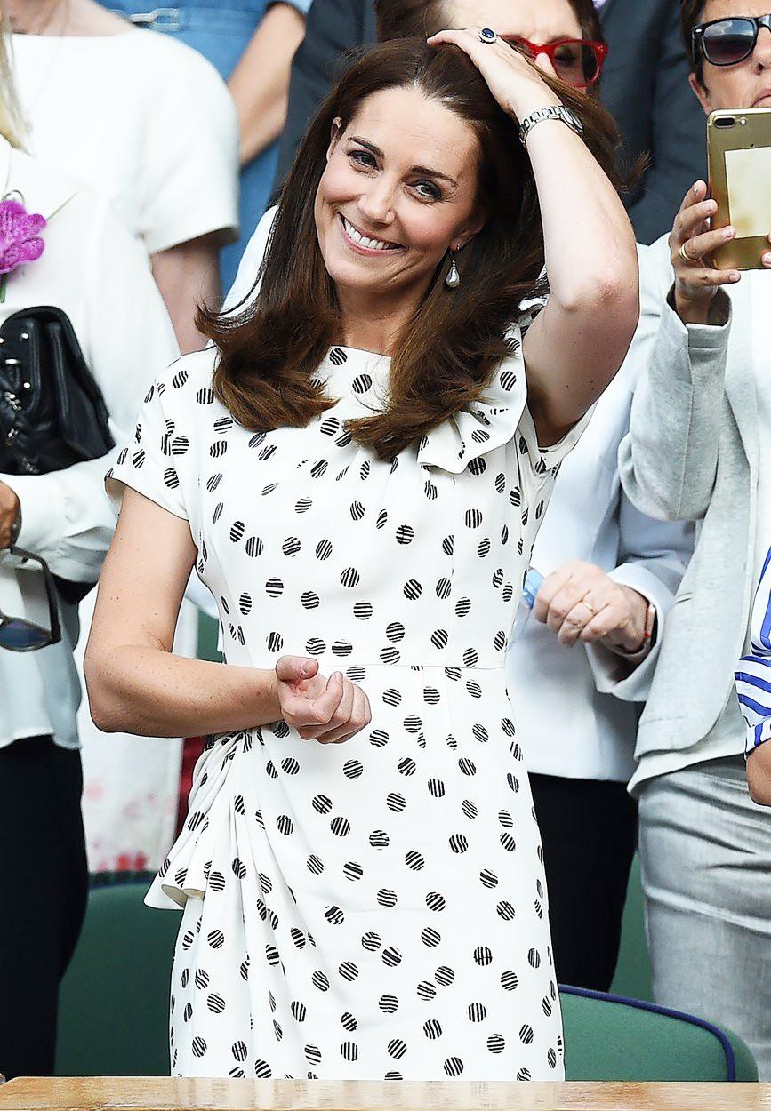 7 načel, ki so Kate Middleton po porodu pomagali do SANJSKE postave (foto: Profimedia)