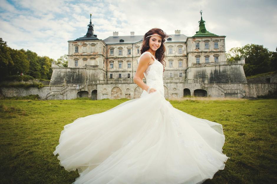 Na tem gradu iz Disneyjeve pravljice lahko preživiš čarobne medene tedne (foto: shutterstock)