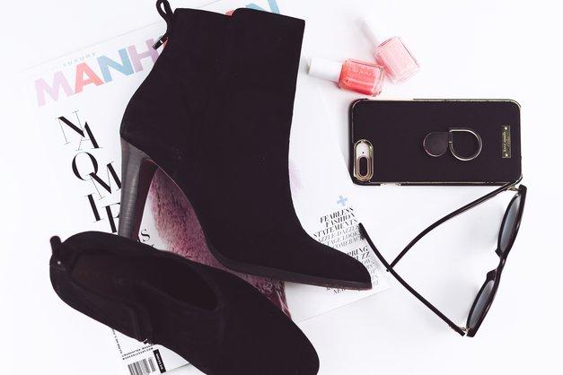 Najbolj trendi (in udoben) način, kako jeseni nositi petke! (foto: Unsplash.com/In Bossmode)