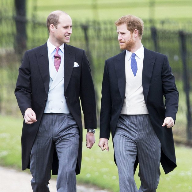 Prababica princu Harryju zapustila več kot princu Williamu (foto: Profimedia)