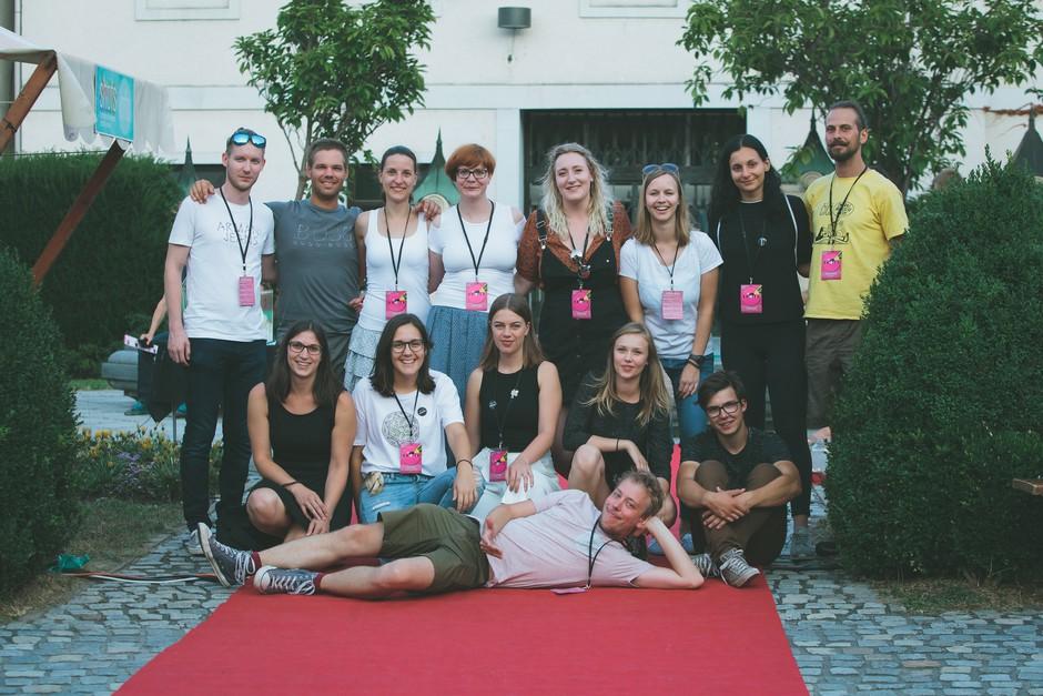 Slovenj Gradec je postal filmsko mesto! (foto: Nika Hölzl Praper)