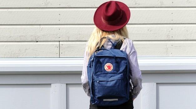 Obožuješ nahrbtnike Kånken znamke Fjällräven? Potem moraš vedeti TO! (foto: Unsplash.com/Agnieszka Boeske)