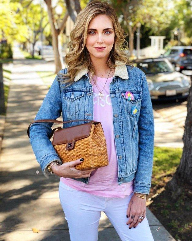 TO je modni dodatek, ki je z Instagrama izrinil slamnate torbice (foto: Profimedia)