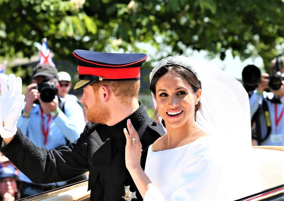 Meghan Markle izdala VELIKO SKRIVNOST o svoji poročni obleki ... (foto: Profimedia)