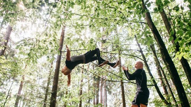 Fredopoli rešuje F&B acrobatics