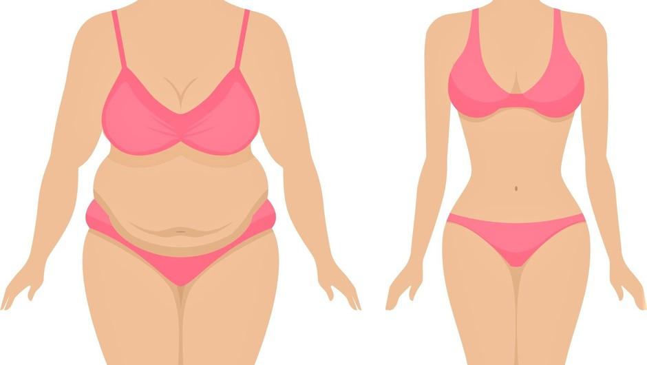 13 nenavadnih načinov, kako lahko shujšaš (ampak dejansko delujejo!) (foto: Profimedia)