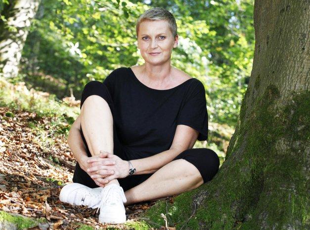 Alenka Kozolc Gregurić: 'Tresla sem se od bolečin, in takrat so me z rešilcem odpeljali na urgenco' (iskrena izpoved o bitki z rakom) (foto: Aleksandra Saša prelesnik)