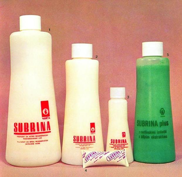 1958 Po 50 letih se rodi Subrina. Predstavijo prvi balzam za hitro regeneracijo las in od takrat je česanje en …