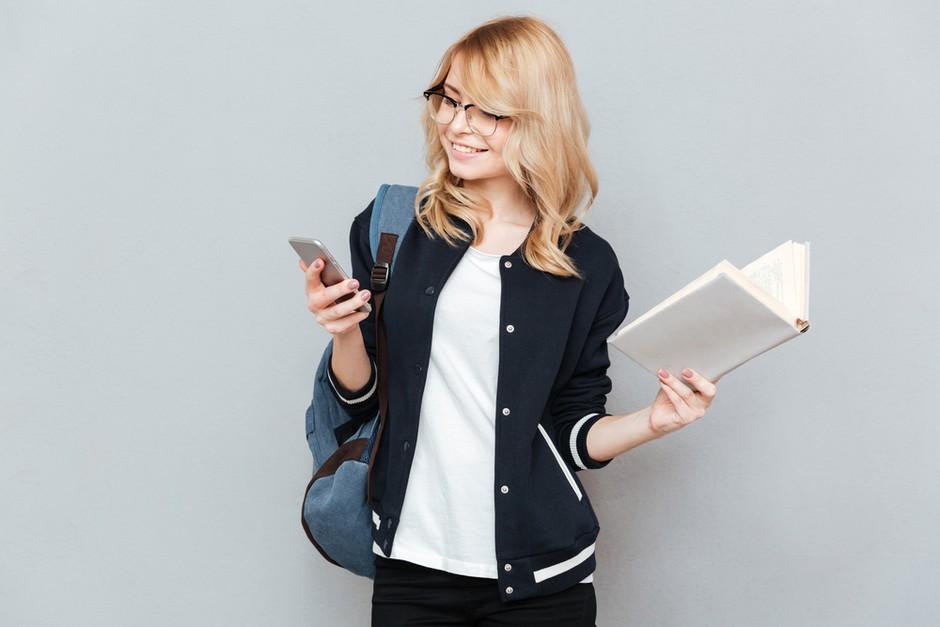 To so mobilne aplikacije, ki jih mora imeti vsaka študentka! (foto: shutterstock)