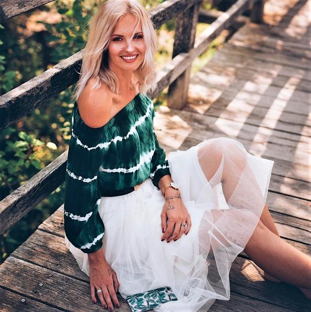 Modna novinarka in blogerka Tjaša Kokalj Jerala je v stilu zakorakala v jesen in ko boš videla njene stajlinge, si …