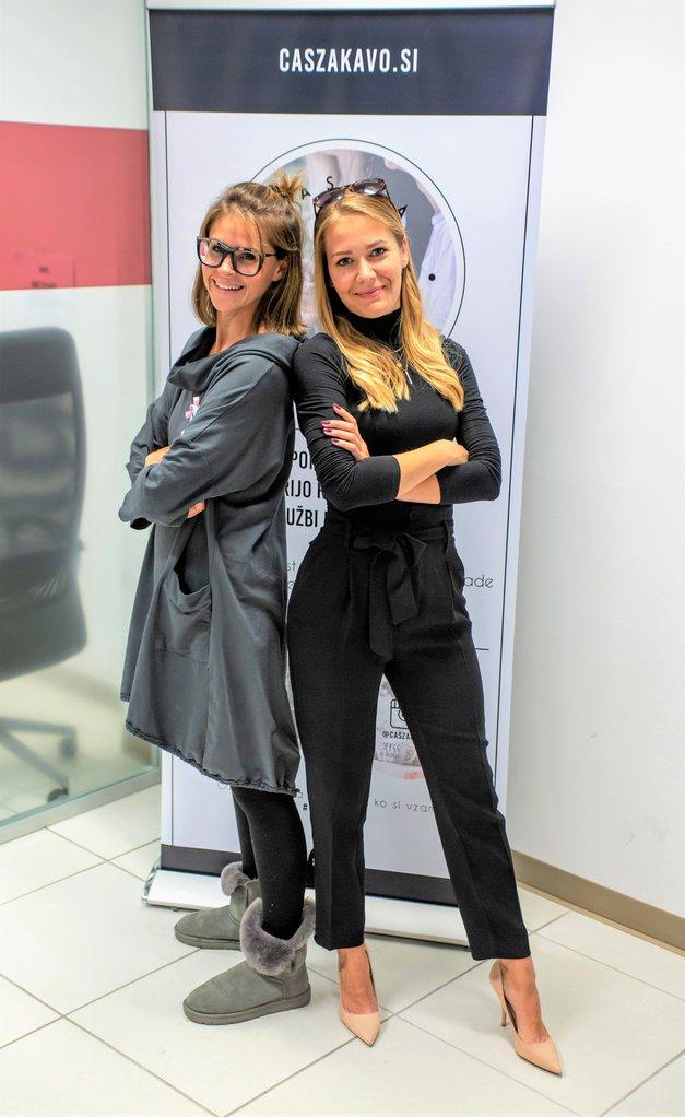 Udeležili smo se prve Instagram delavnice mlade podjetnice Nine Štefe (Čas za kavo) (foto: Arhiv Čas za kavo)