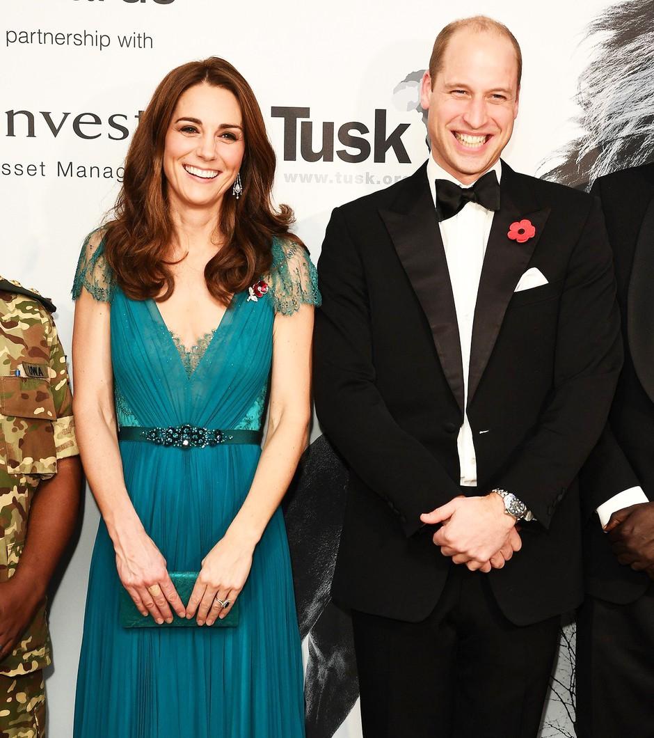 O, uau! TA Slovenec je prejšnji teden osebno spoznal princa Williama in Kate Middleton. Preveri, kje! (foto: Profimedia)