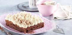RECEPT: Za TE slastne nutelline brownije potrebuješ SAMO tri sestavine! (v manj kot 30 minutah)