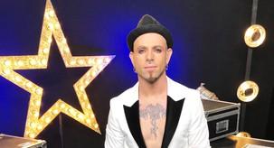 inoT (Slovenija ima talent) jevčeraj razkril ganljiv razlog, zakaj se je odločil nastopiti v šovu