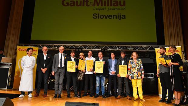 Slovenija je dobila vodnik Gault&Millau 2019 (foto: Peter Irman)