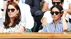 Kate Middleton odgovarja na govorice, da se z Meghan Markle NE preneseta!