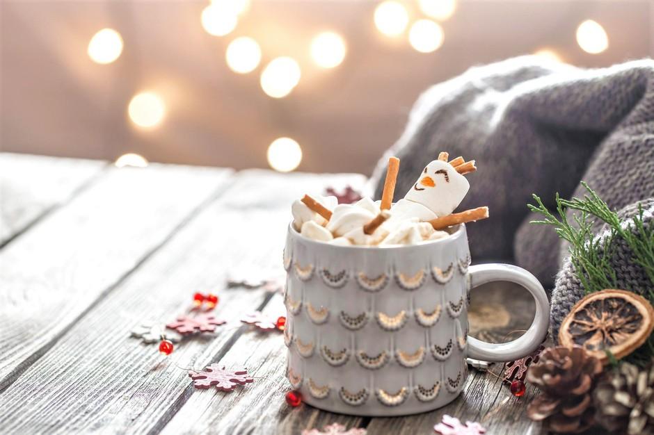 RECEPT: Umazani snežak je hit med letošnjimi zimskimi napitki! (foto: Profimedia)