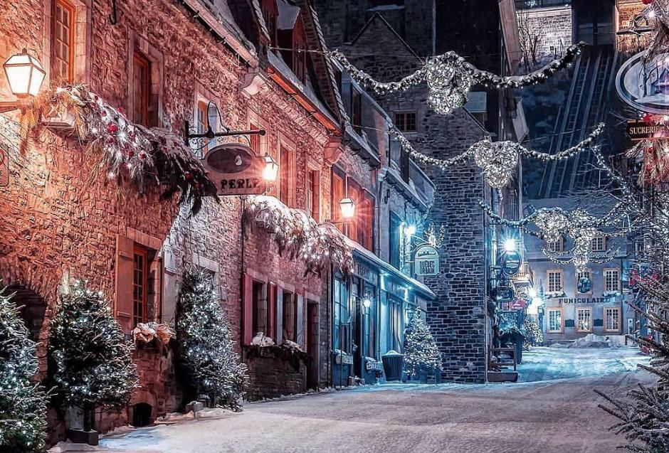 FOTO: V teh (slovenskih) mestih je letos božična dekoracija najlepša! (foto: Instagram.com/livelife_journey)