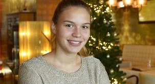 RECEPT: Preveri, kako slastne božične piškote pripravlja Anamaria Goltes