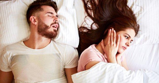 Obupane žene razkrivajo: Če tvoj moški smrči, naredi TO (foto: Profimedia)