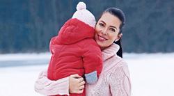 Iris Mulej je svojemu partnerju novico o nosečnosti razkrila na NAJLEPŠI način 'ever'