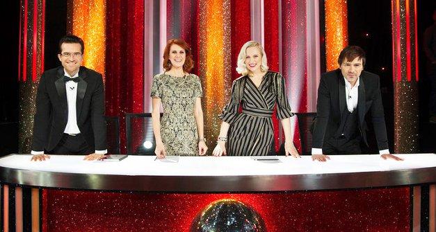 TO so PRVI znani plesalci nove sezone Zvezde plešejo (foto: POP TV)