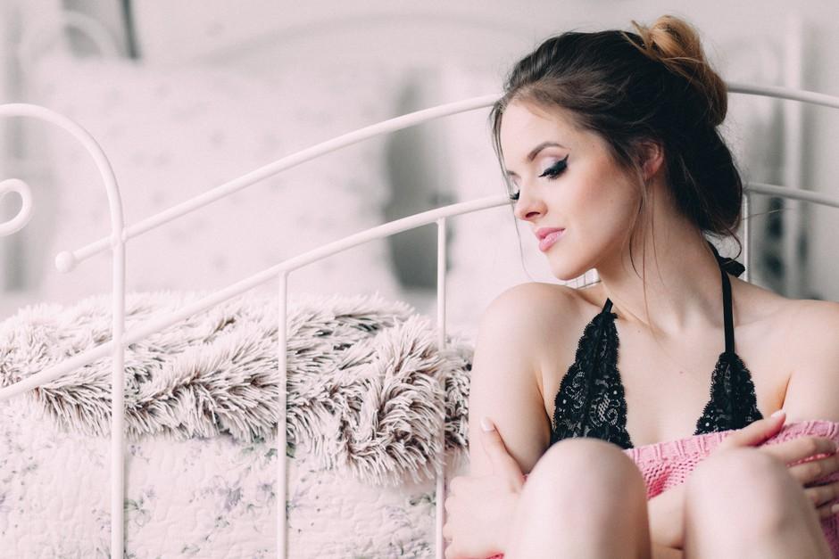Iskrena izpoved: Kako je videti življenje s seksualno anoreksijo? (foto: Unsplash/Freestocks.org)