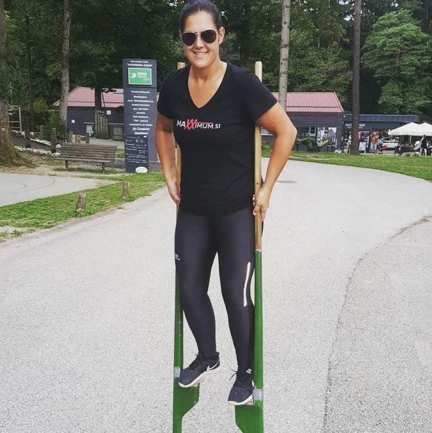 Zmagovalka druge sezone, Klara Hrovat Vidmar, je pred časom na svojem Instagram profilu objavila zgornjo fotografijo, večkrat pa sicer objavi …