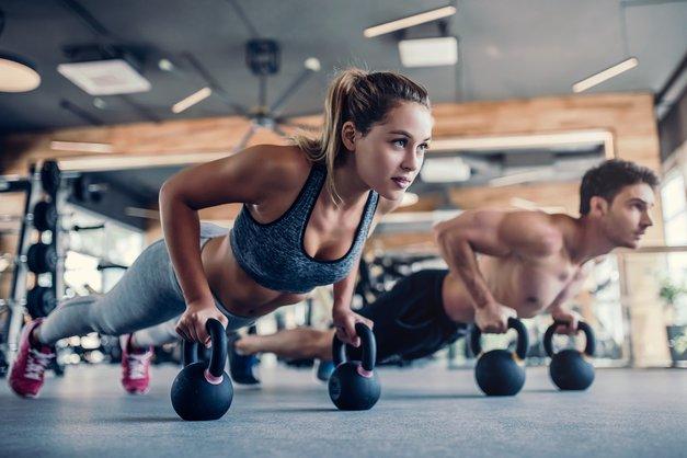 Kako se boste lažje držali športnih novoletnih zaobljub? S cenejšimi fitnes kartami! (foto: Promocijsko gradivo)