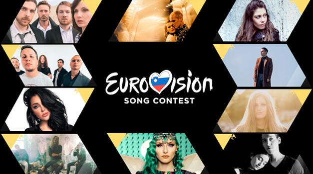 EMA 2019: Poslušaj, kako zvenijo izseki pesmi letošnjega izbora! (video) (foto: Facebook/EMA - Eurovision Slovenia)