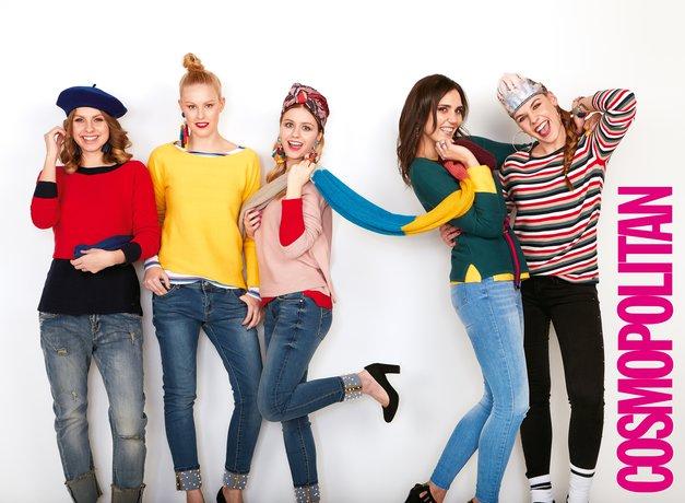 Razkrivamo! To je 5 finalistk natečaja Cosmo dekle z naslovnice #6 (VIDEO)