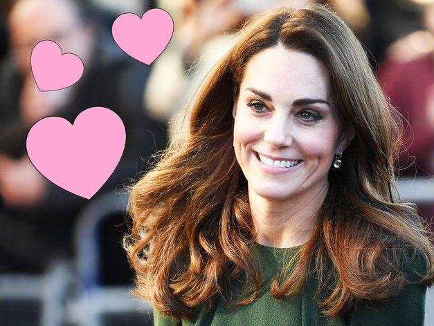 Nova obleka Kate Middleton je že napovedala MODNI trend te pomladi (bodi prva!) (foto: Profimedia)