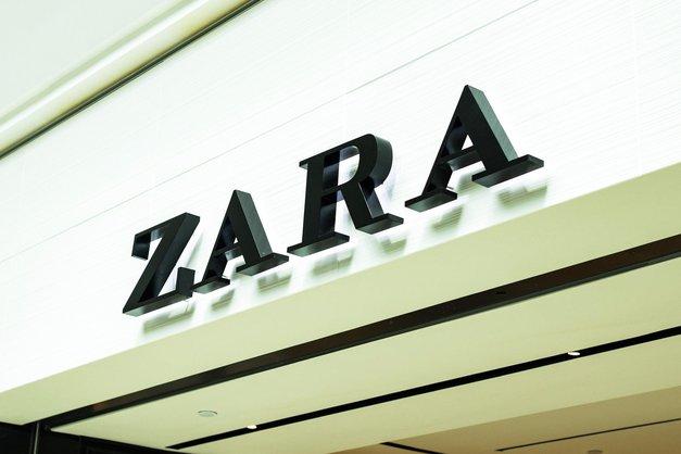 OMG! Zara ima nov logotip, ki je na internetu že sprožil val posmeha (preveri, zakaj) (foto: Profimedia)
