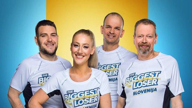 Zdaj je uradno! TO jenovi voditeljski obraz šova The biggest loser Slovenija (foto: Planet TV)