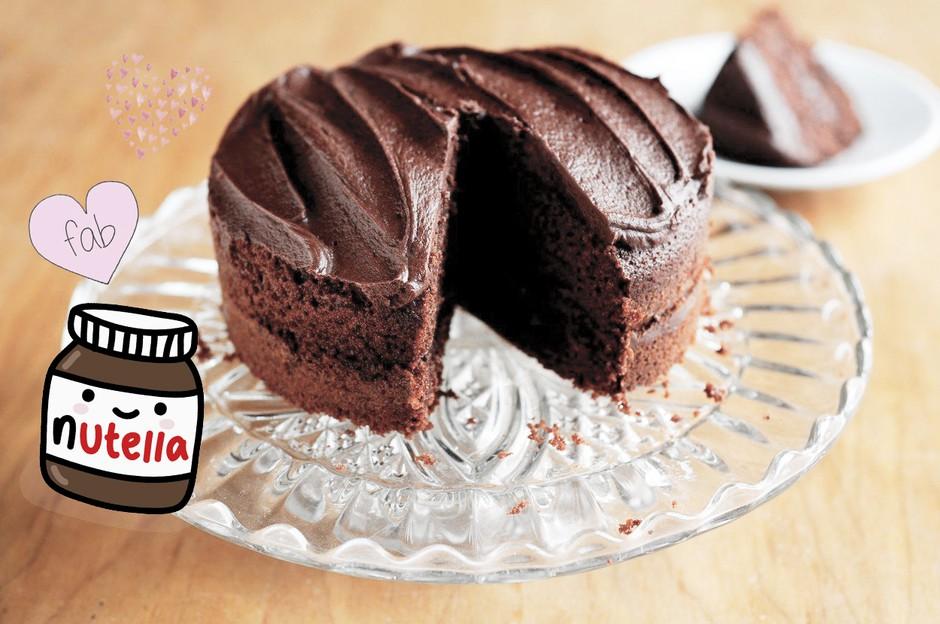 Noro preprost RECEPT: Za to BOŽANSKO Nutellino torto potrebuješ le 2 sestavini (foto: Profimedia)