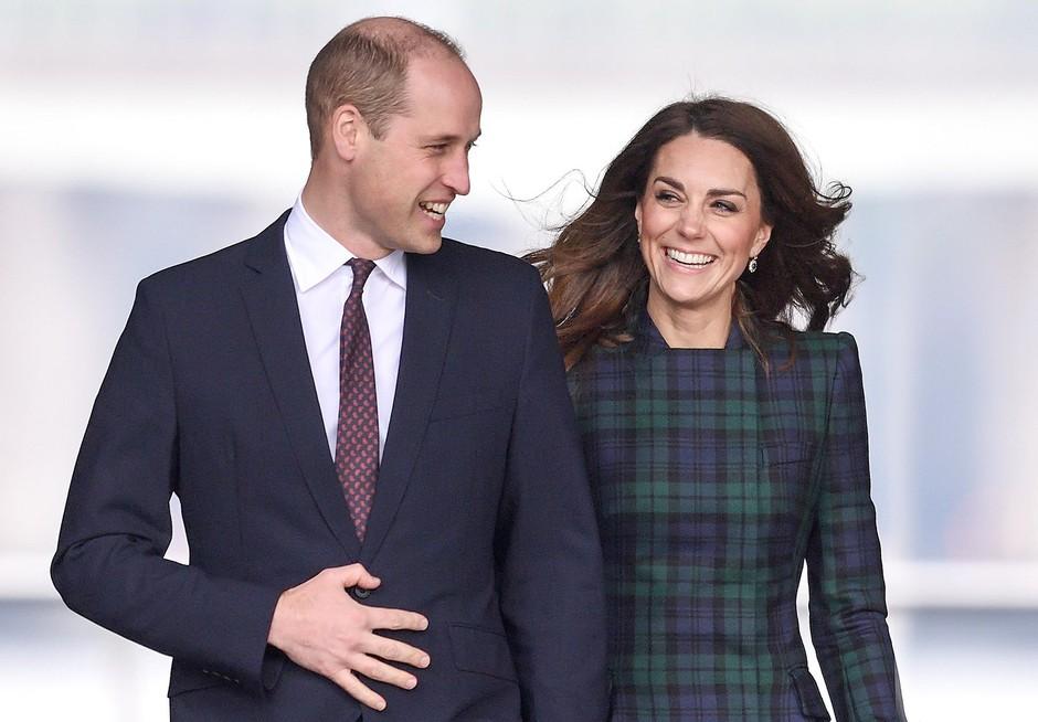 Kate Middleton razkrila navado, s katero ji William 'kravžla' živce (foto: Profimedia)