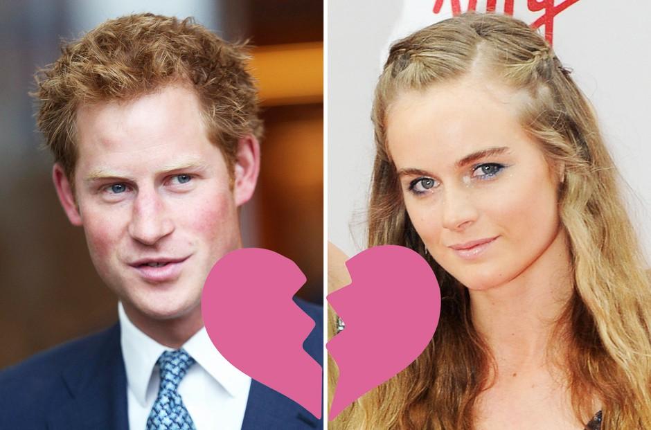 """Bivše dekle princa Harryja razkrilo: """"Za najin razhod sta kriva Kate in William!"""" (foto: Profimedia)"""